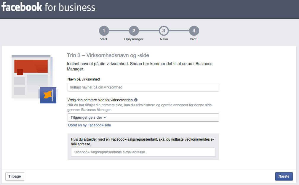 how to use facebook business mmandager
